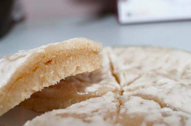 Bánh bò cốt dừa Út Dứt tại Hà Nội