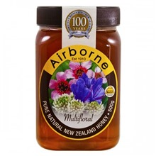 Mật Ong Multifloral Airborne 500g
