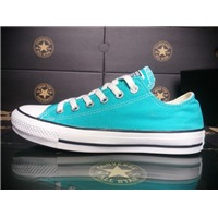 Giày thể thao Converse Classic thấp cổ màu xanh ngọc