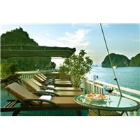 Tour du lịch Vịnh Hạ Long trên du thuyền Golden Lotus Garden 3 ngày 2 đêm